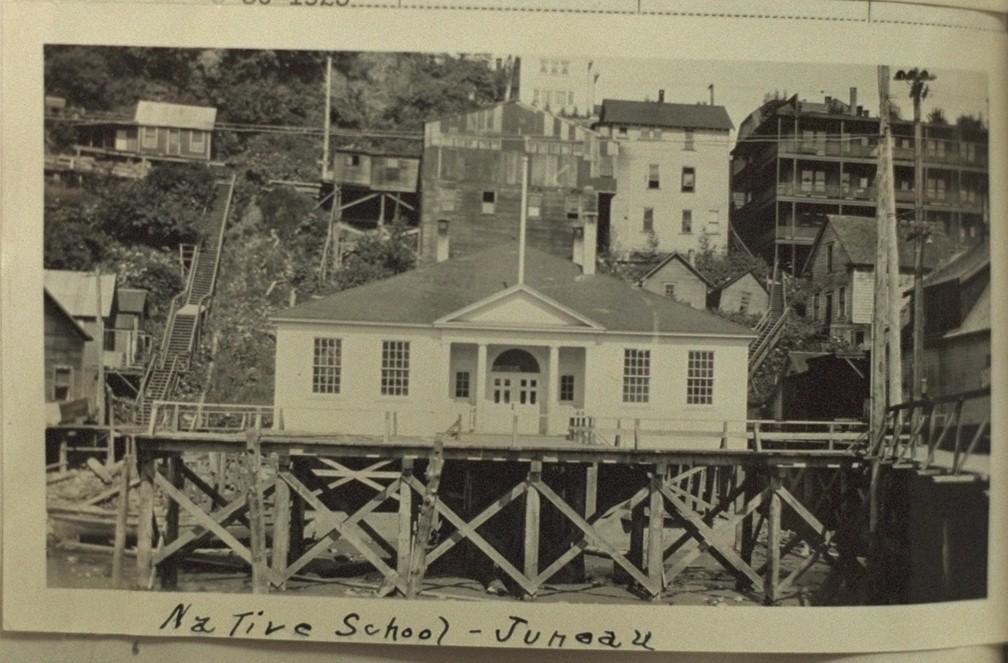 Juneau native school @1925