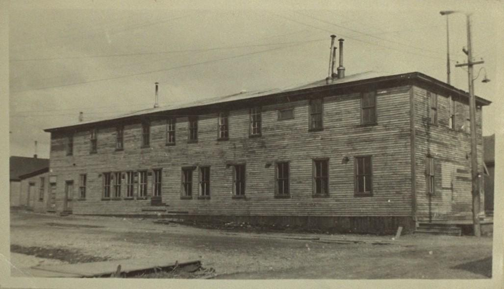 Nome native school, 1924